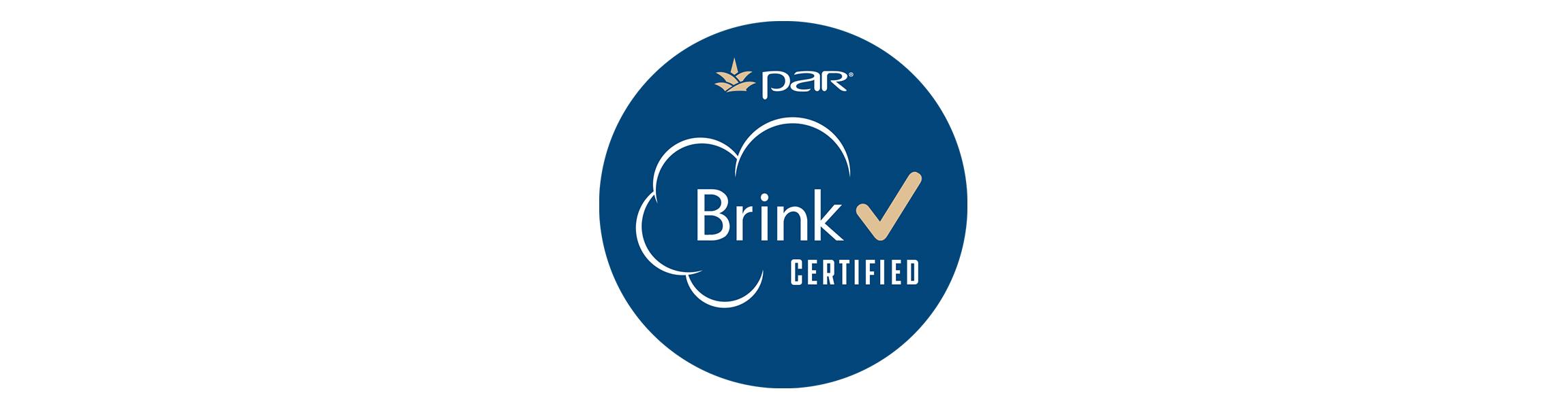 Brink-Certified
